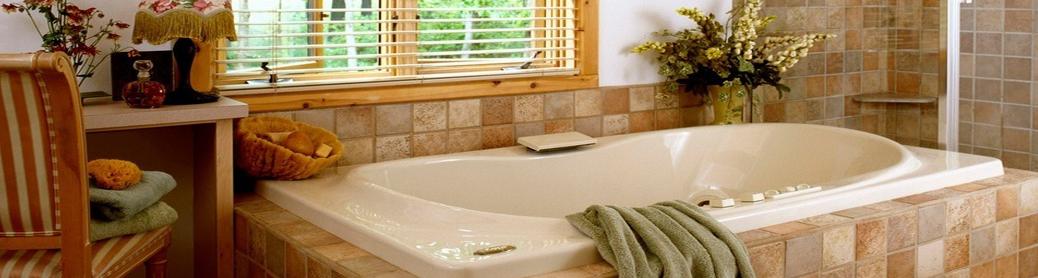 Укладка плитки, отделка ванных комнат