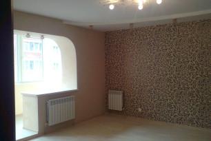 Ремонт двухкомнатной квартиры «под ключ», ул. Соловьиная роща