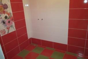 Плиточные работы, отделка ванной