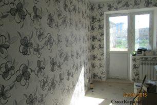 Ремонт однокомнатной квартиры, д. Киселёвка