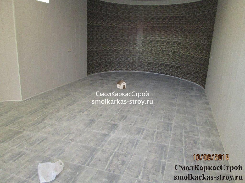 Ремонт нежилого помещения 45м2, ул. Седова