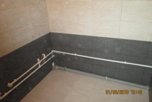 Ремонт ванной, д. Киселевка
