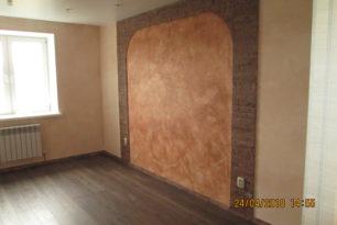 Ремонт 2-комнатной квартиры «под ключ», поселок Пригорское