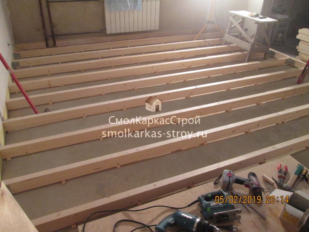 ремонт однокомнатной квартиры под ключ г. Пушкин Московская обл